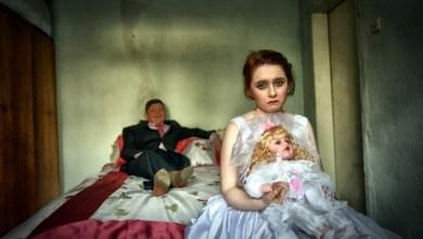 طفلة عروس - صورة تعبيرية
