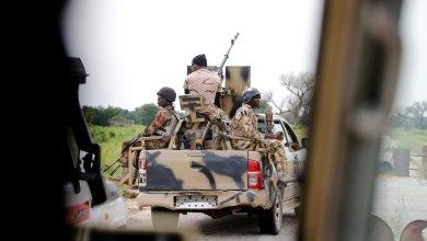 القوات النيجيرية