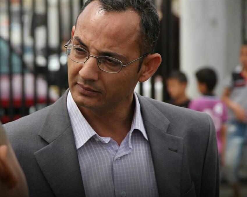عضو الهيئة التأسيسية لصياغة مشروع الدستور الهادي بوحمرة