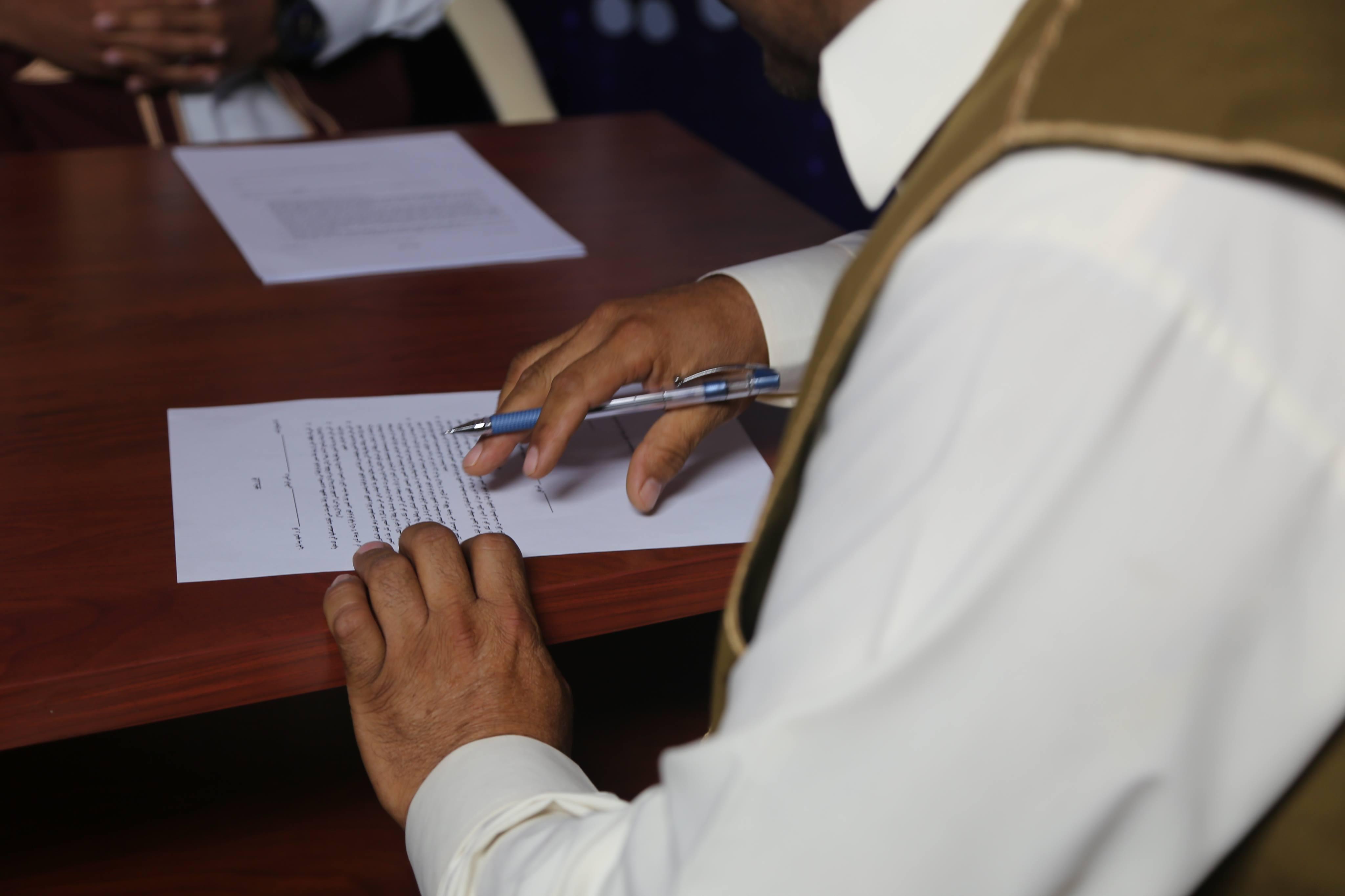 إحدى حلقات تجاراب الأداء لبرنامج شاعر ليبيا