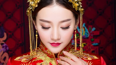 عروس من الصين