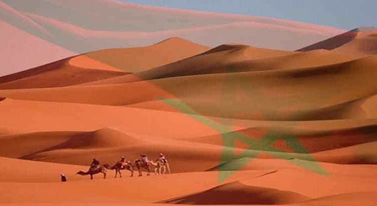الصحراء المغربية