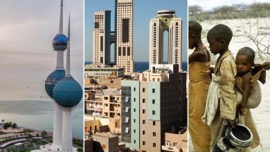 الصومال- ليبيا - الكويت
