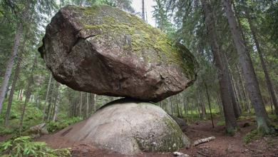 لغز صخرة كوماكيفي الذي حير الجيولوجيين 3