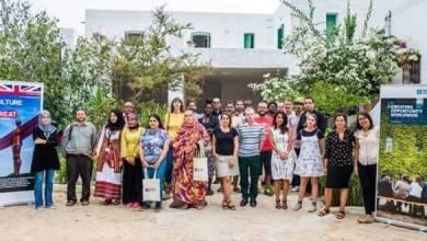 مشاركة ليبية في ورشة ترجمة الشعر في تونس