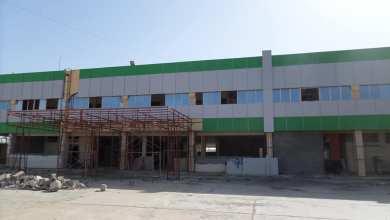 صيانة مطار الأبرق