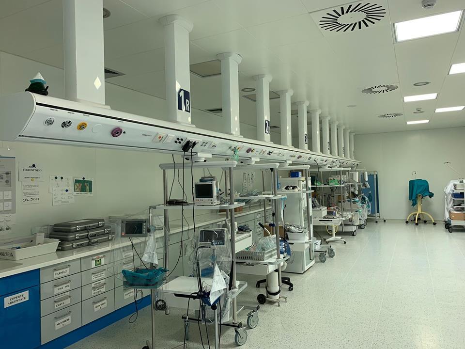 مستشفى طرابلس الجامعي
