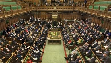 مجلس العموم البريطاني - ارشيفية