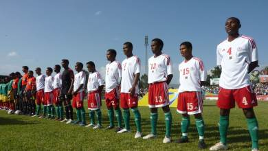 منتخب مدغشقر