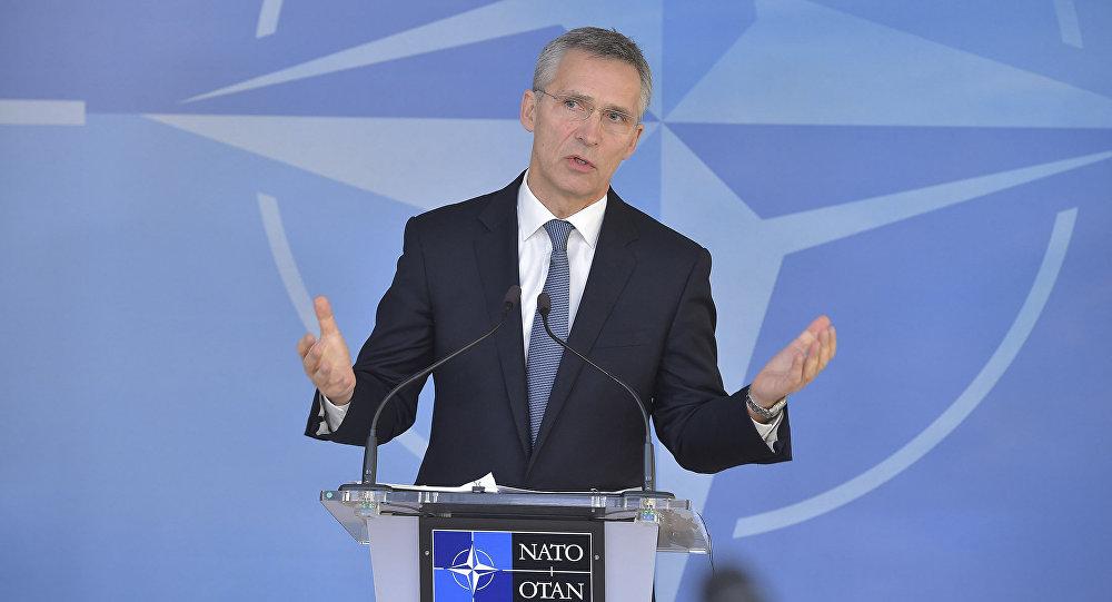 يانس ستولتنبرغ الأمين العام لحلف شمال الأطلسي ناتو