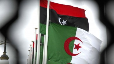علمي الجزائر وليبيا