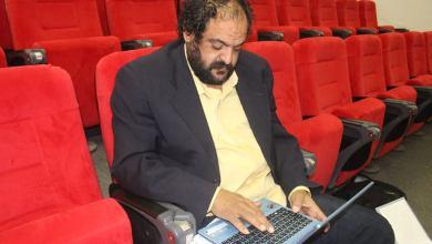 الفنان خالد بن سلمى