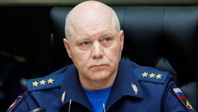 مدير المخابرات العسكرية الروسية الفريق أول إيغور كوروبوف