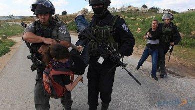 الانتهاكات الإسرائيلية بحق الأطفال الفلسطينيين