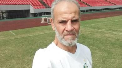 رئيس بعثة النادي الأهلي طرابلس حسين طليش