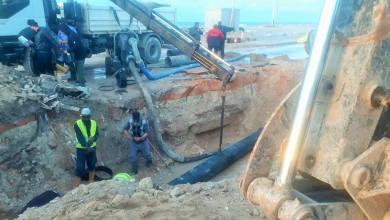 صيانة واسعة لشبكات الصرف الصحي في بنغازي