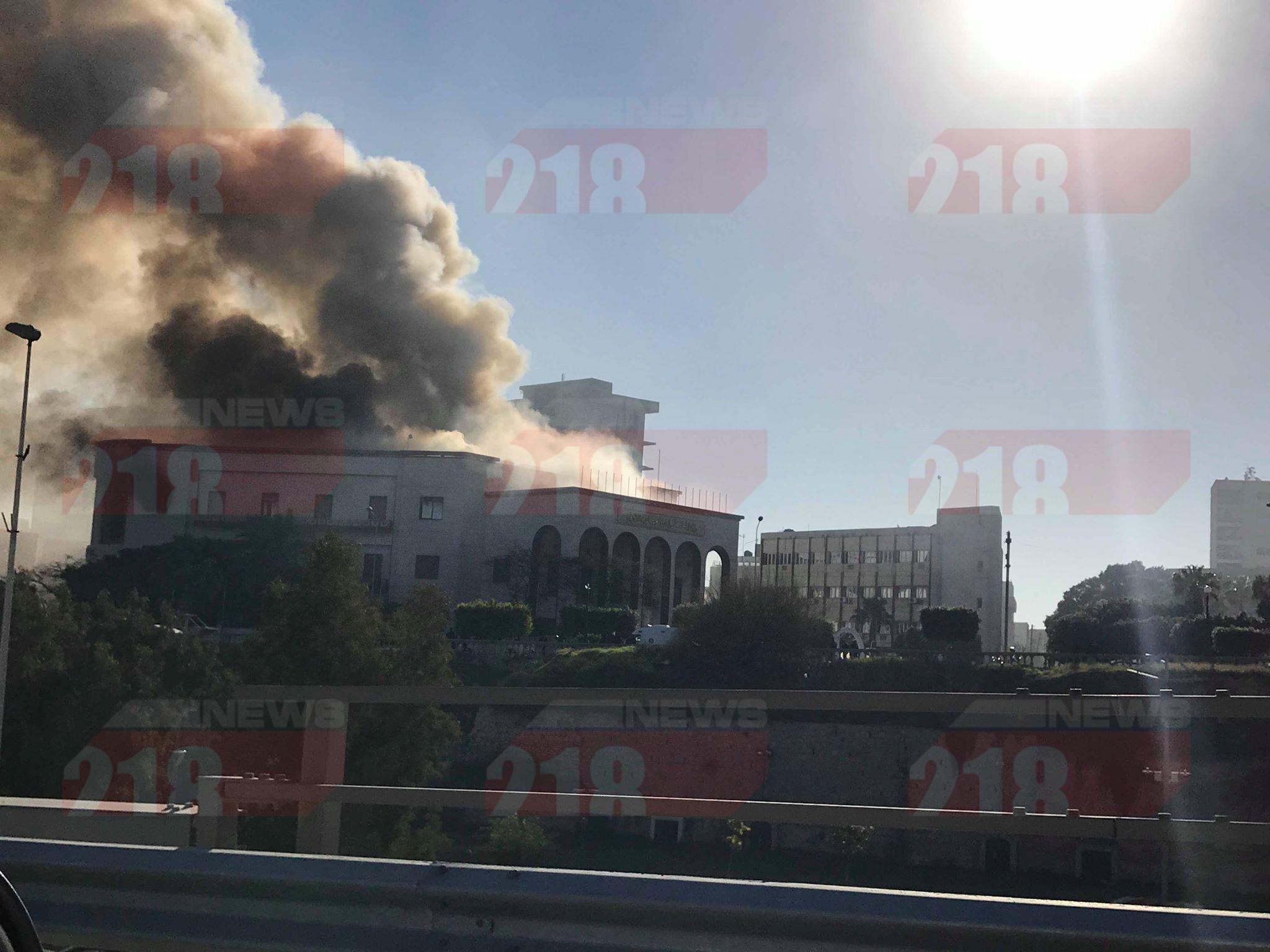 هجوم انتحاري على مقرّ خارجية الوفاق