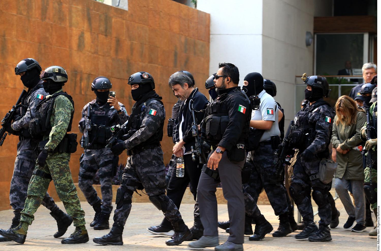 شرطة المكسيك - صورة أرشيفية
