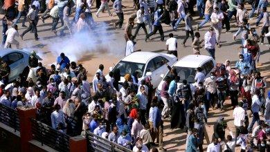الاحتجاجات السودانية - السودان