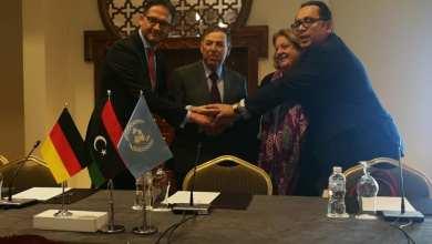 السفير الألماني لدى ليبيا أوليفر أوفكز