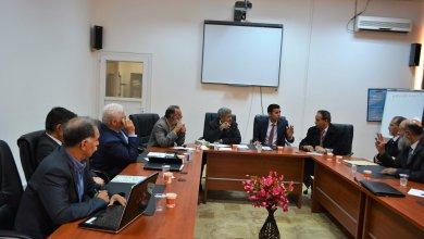 لجنة إدارة الهيئة الوطنية للتعليم التقني والفني في حكومة الوفاق