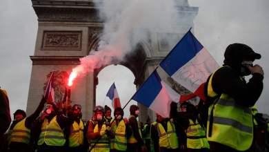 """مظاهرات في فرنسا باسم """"السترات الصفراء"""""""
