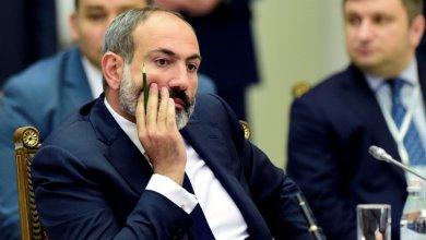 الزعيم الأرميني نيكول باشينيان