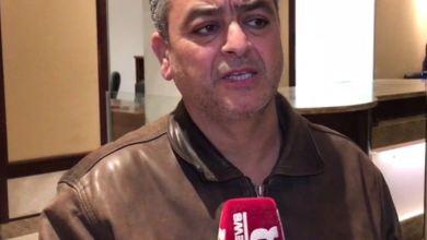 رئيس مكتب الإعلام في اللجنة الأولمبية الليبية محمد الغرابلي