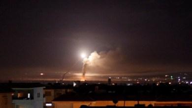 قصف إسرائيلي يستهدف مطار دمشق