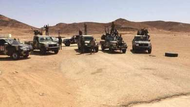 كتيبة 128 مشاة التابعة للقيادة العامة للجيش الوطني