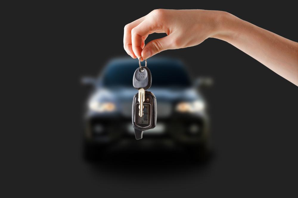 مفتاح سيارة - صور تعبيرية