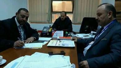 اللجنة المشتركة لوزارة تعليم الوفاق وشركة بريد ليبيا