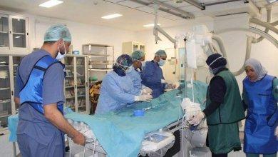 إجراء 500 عملية قسطرة قلبية في مركز طبرق الطبي