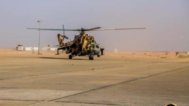 الجيش الليبي - سبها