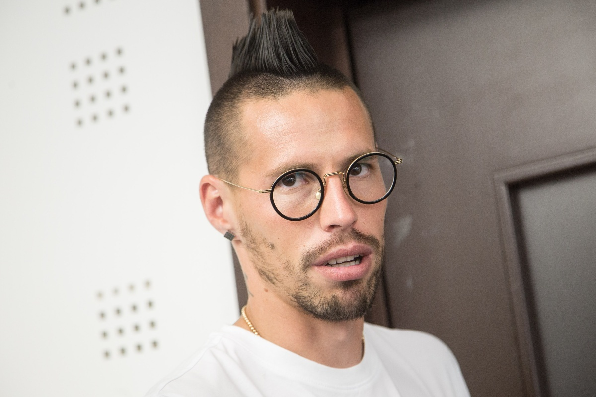 اللاعب السلوفاكي ماريك هامسيك