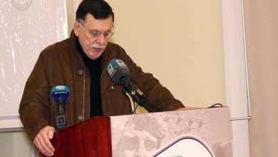 رئيس المجلس الرئاسي فائز السراج