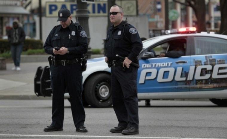 سيارة الشرطة الأمريكي - صور أرشيفية