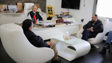 رئيس ديوان المُحاسبة في مدينة البيضاء عمر عبد ربه