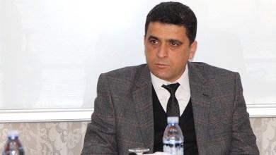 رئيس ديوان المحاسبة خالد شكشك