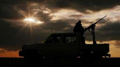 قوات سوريا الديمقراطية - سوريا