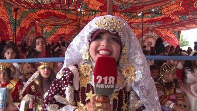 حفلة الميراد بعيد الأم والطفولة - الزنتان