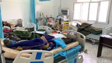 حالات وفيات وجرحى في مستشفى نسمة جراء حادث سير لشاحنة تقل مهاجرين غير قانونيين