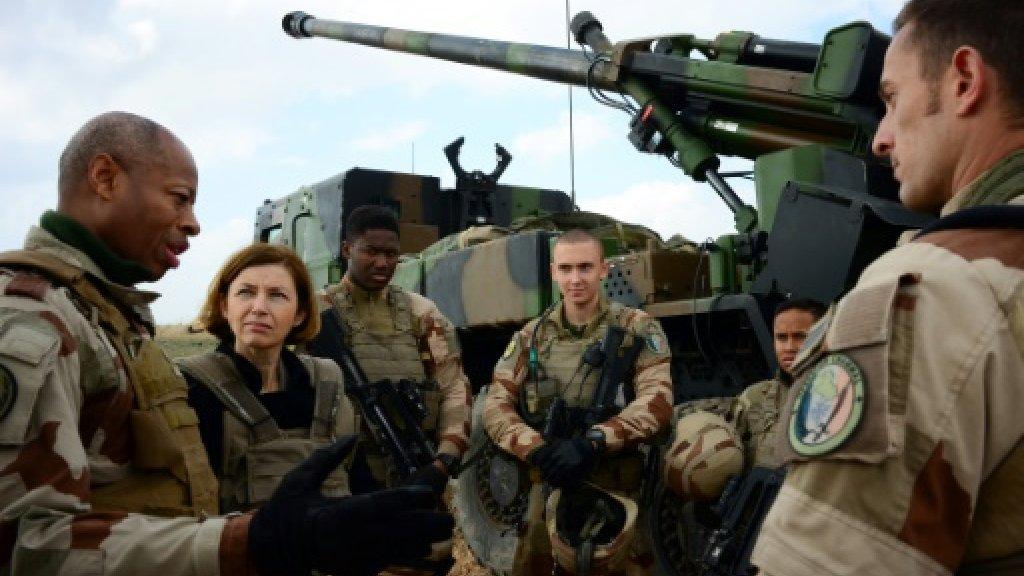 الدفاع الفرنسية: نجحنا في شلّ حركة 600 إرهابي في أفريقيا