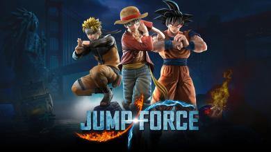 لعبة Jump Force