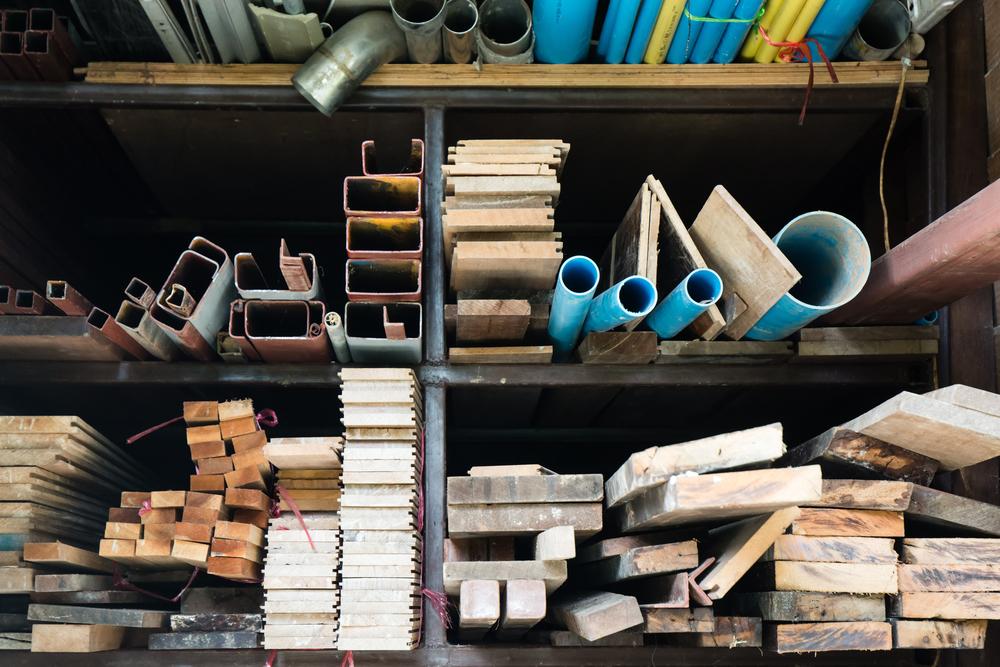 مواد البناء - تعبيرية