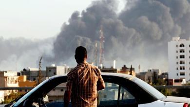 اشتياكات طرابلس