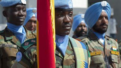 قوات الحفظ السلام
