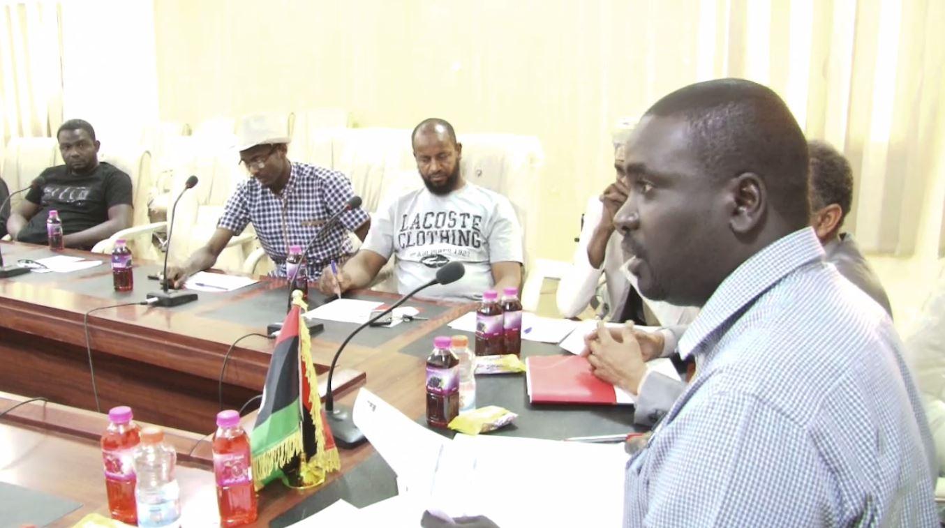 اجتماع مؤسسات المجتمع المدني في تراغن