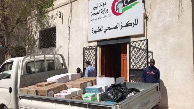 بلدية طرابلس المركز تدعم المراكز الصحية بالأدوية والبداية مع مركز الظهرة