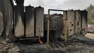 الشركة العامة للكهرباء - اشتباكات طرابلس